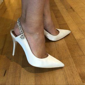 : Badgley Mischka Women's Paxton Pump: Shoes
